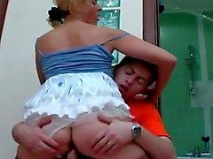 la mamma e bambino