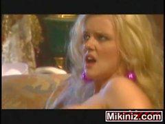 Princess Whore Hannah Harper, blonde Classic Vintage One Feature
