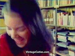 En Lärare Undervisar i flicka Anal Sex ( 1960- Tappning )