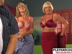 Beauty Mom Jenna Covelli Seduces Hot Her Son