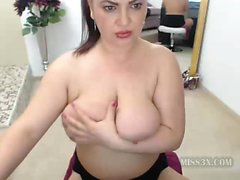 Just ideal huge boobs
