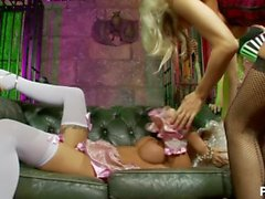 gemma masseys lady days - Scene 5