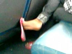 Candid Feet Soles Solas Pezinhos - Street feet 01
