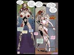 furballs erotomania comic