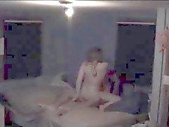hot wife fucked on hidden cam