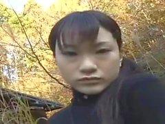 Разве она не сладкая - японский подросток - Хина Йокояма