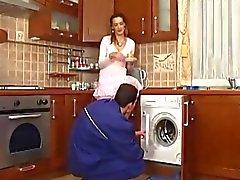 Ryska kvinnor Locka unga kille för jävla , By Blondelover