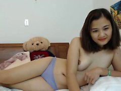 Shiina amateur asian babe at home talking