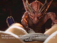 Kunoichi 2 Beastly Bacchanalia review (Vicious version) - Khan-Sama reviews