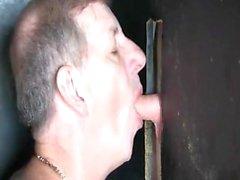 hot straight gloryhole