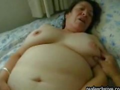 Morning sex with my mature BBW latina Isabel
