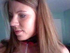 Webcam Brunette in Micro Bikini Teases Everyone - A Princess with Blueyez