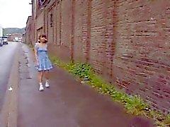 Duitse Schoolmeisje Outdoor Door TROC