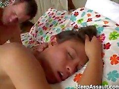 Cojidas mujerzuela dormir después del de la masturbación