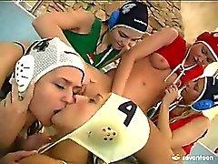 Lesbian water polo