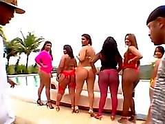 Grande Bubble Butt Brazilian Orgy 7. CD2 do