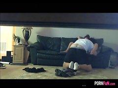 Paki muslim couple hidden cam shot