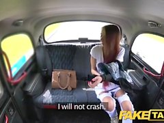 Fake Taxi Redhead has nice arse and wet pussy