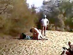 le sexe sur la plage