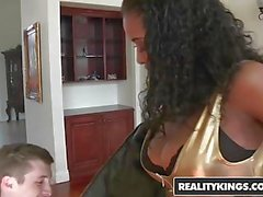 RealityKings - Round and Brown - Brick Danger Jamie Sullivan