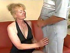 Daddy Fucks Hary Granny by TROC