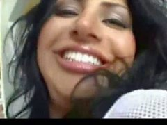 Preciosa maldita chica adolescentes arabian