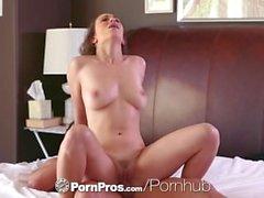 PornPros - Babe Lily Love fucked on PornPros
