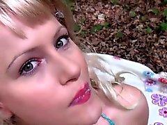 naughty-hotties - cum craving fairy in the woods