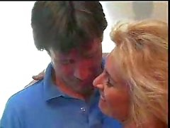 Mature Blonde Mom Fucked by Younger