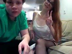 Hot teen toying her sexy ass on webcam