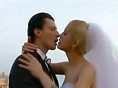 BRUD knulla offentligt Precis efter bröllopet !