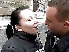 Amateur couple fucking and pissing