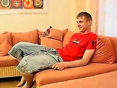 Порка клипсы геев Пойманные дрочил и Spanked !