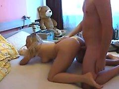 Hidden cam tapped good sex