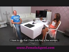 FemaleAgent Not as easy as it looks