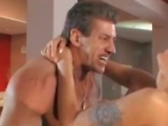 Ana Nova is greedy for cock