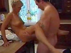 Dutch mature granny