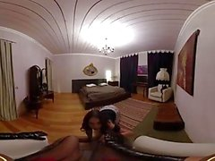 VR Porn The hot house maid