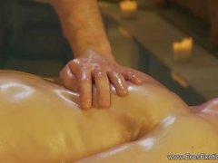 Massagem bonita para seu prazer