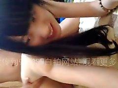 Taiwan slut with her man 5