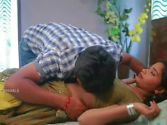 Hot South Indian Aunty Illegal Affair With Husband s Brother