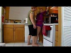 naughty-hotties net - Fuck Milf In The Kitchen