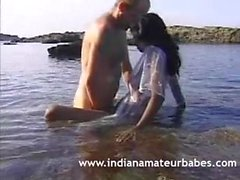 Desi Young Babe Fucked In Goa