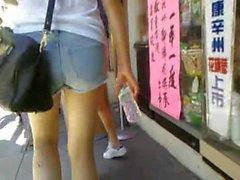 Chinatown Leg Искусство один