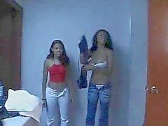 Luisa Y Wendy Caleñas