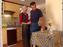 Ебля на кухне