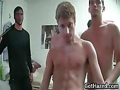 Horny college kaverit ottaa kovaa anaali Part5