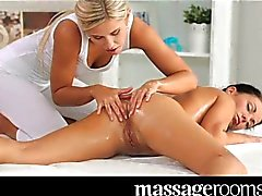 MassageRooms - Filthy lesbian girls cum