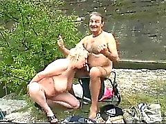 En kåt fiskeresa