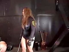 Policewoman Mistress femdom